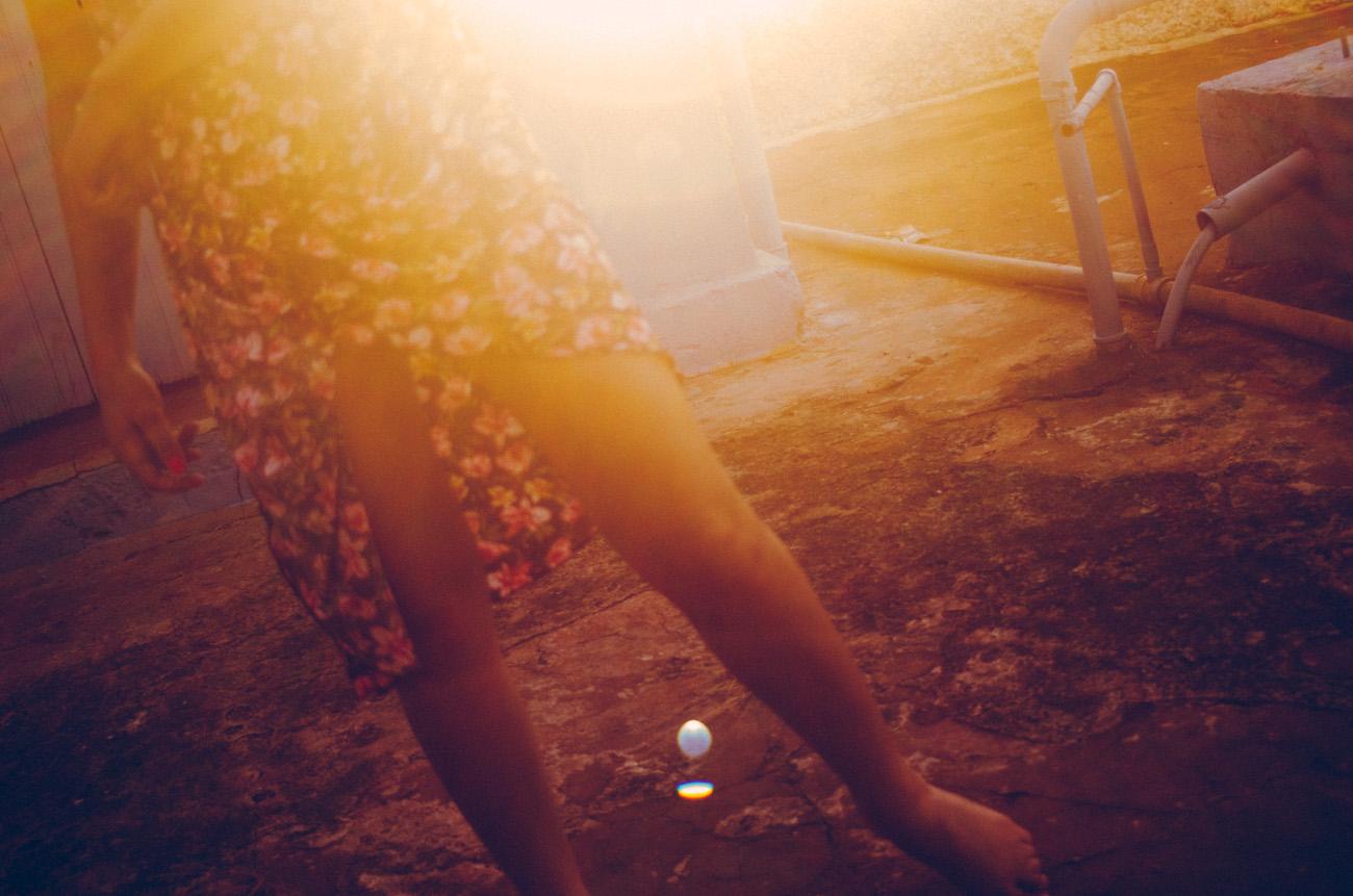 Ensaio fotográfico da Paulinha, realizado por Daniela Seco