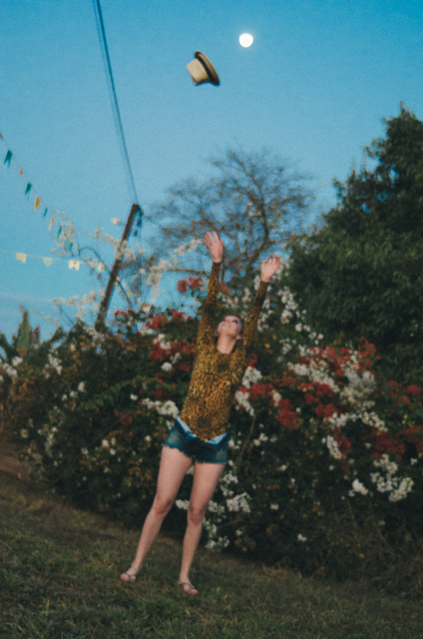 Ensaio fotográfico da Fran, realizado por Daniela Seco