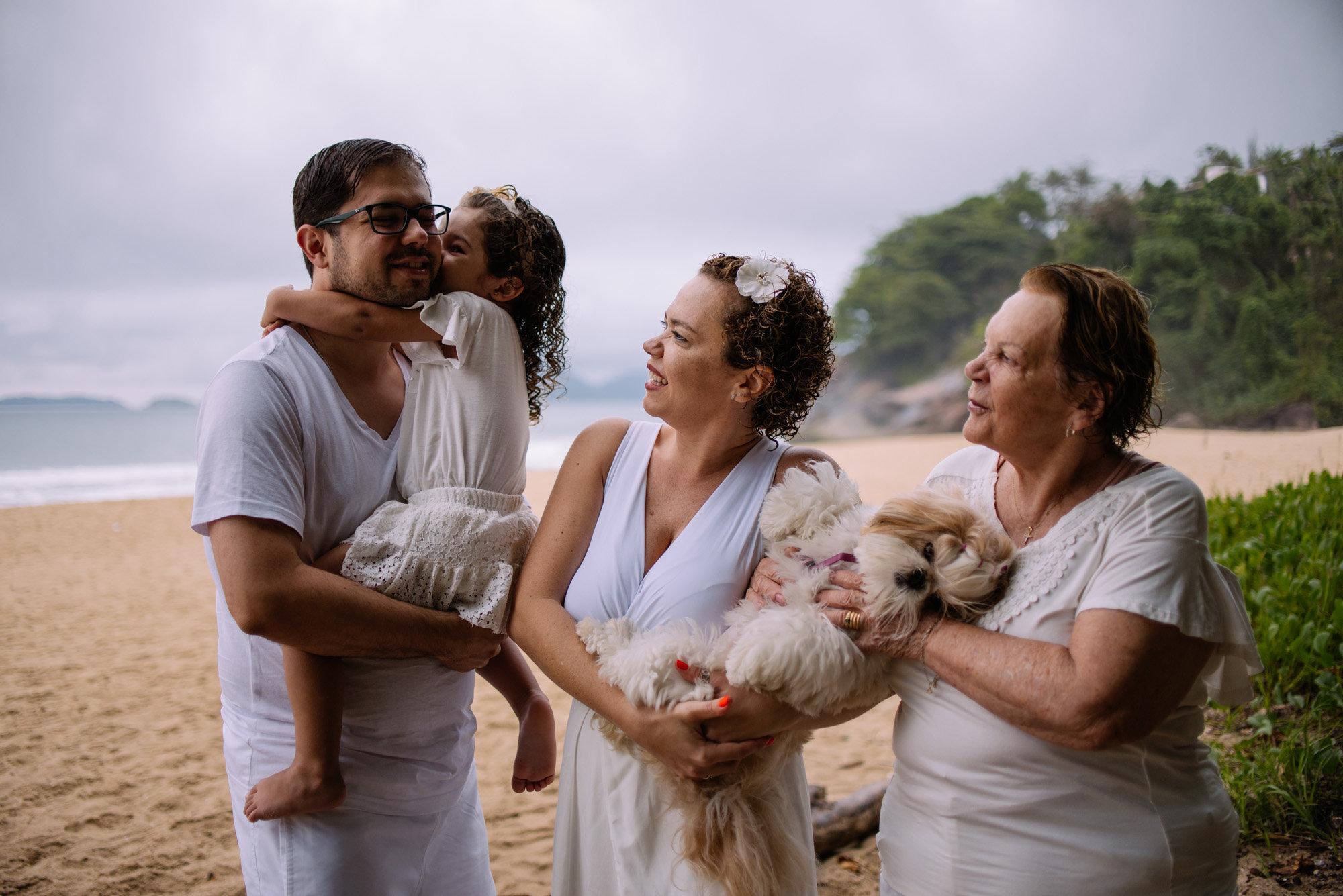 melhores fotos de família ubatuba