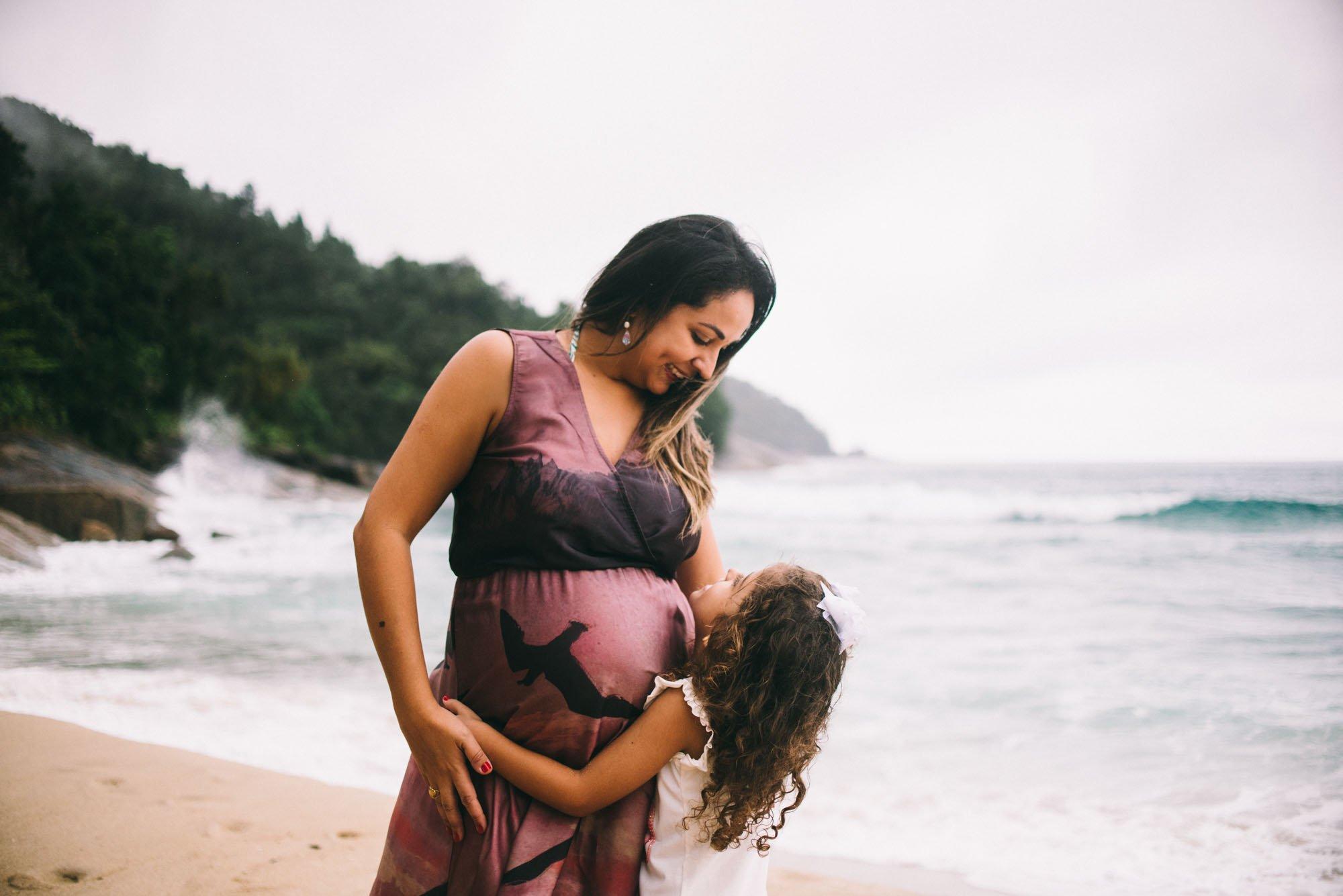 mãe e filha ubatuba