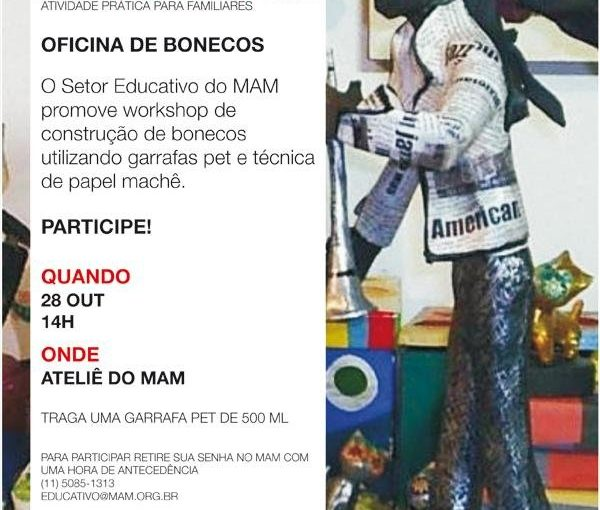 WORKSHOP MAM E SESC