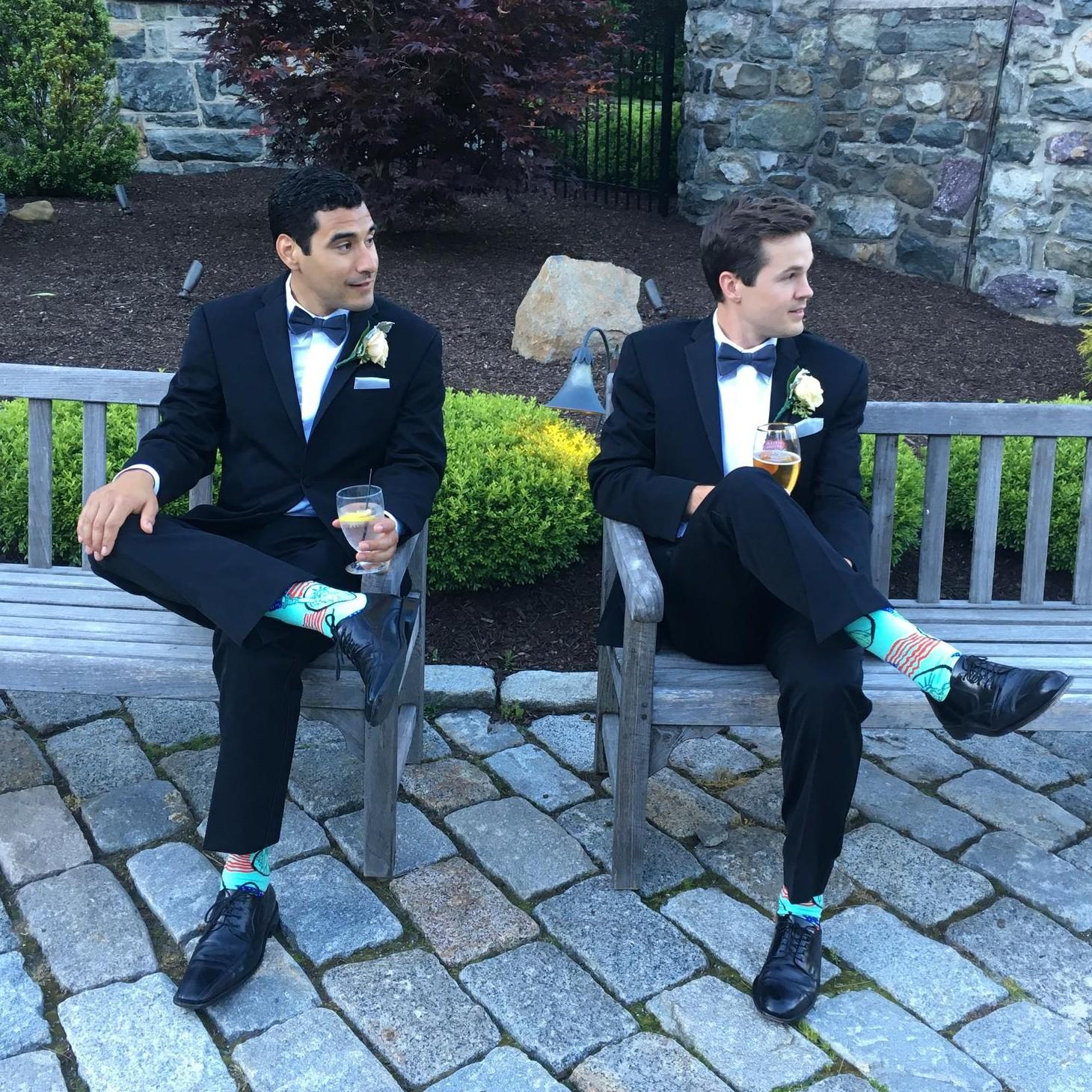 Sarah Allen & Kyle Neidhardt — Minted