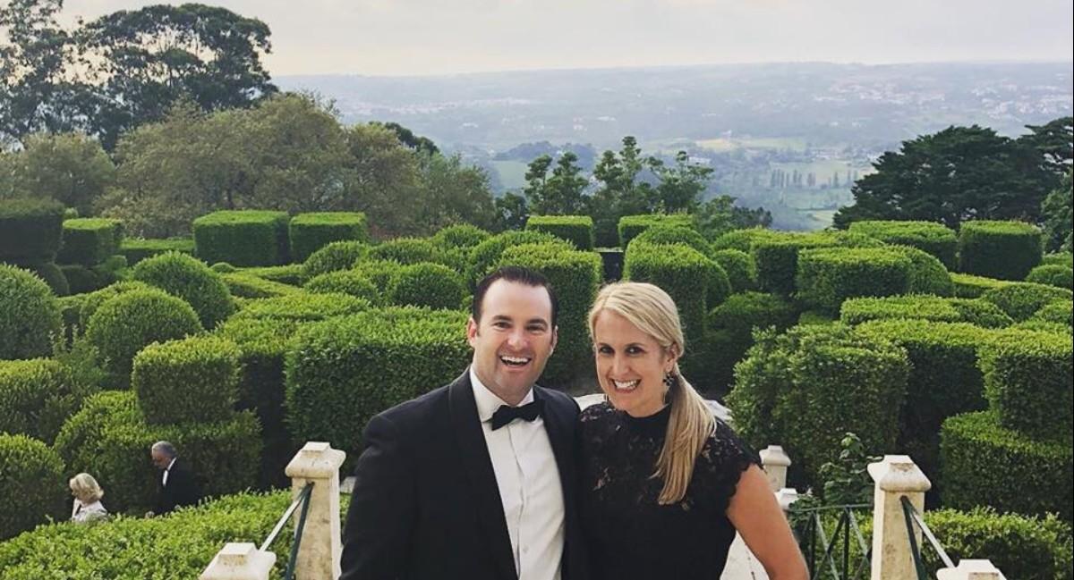 Alexandra Huskins and Christopher Sheehan