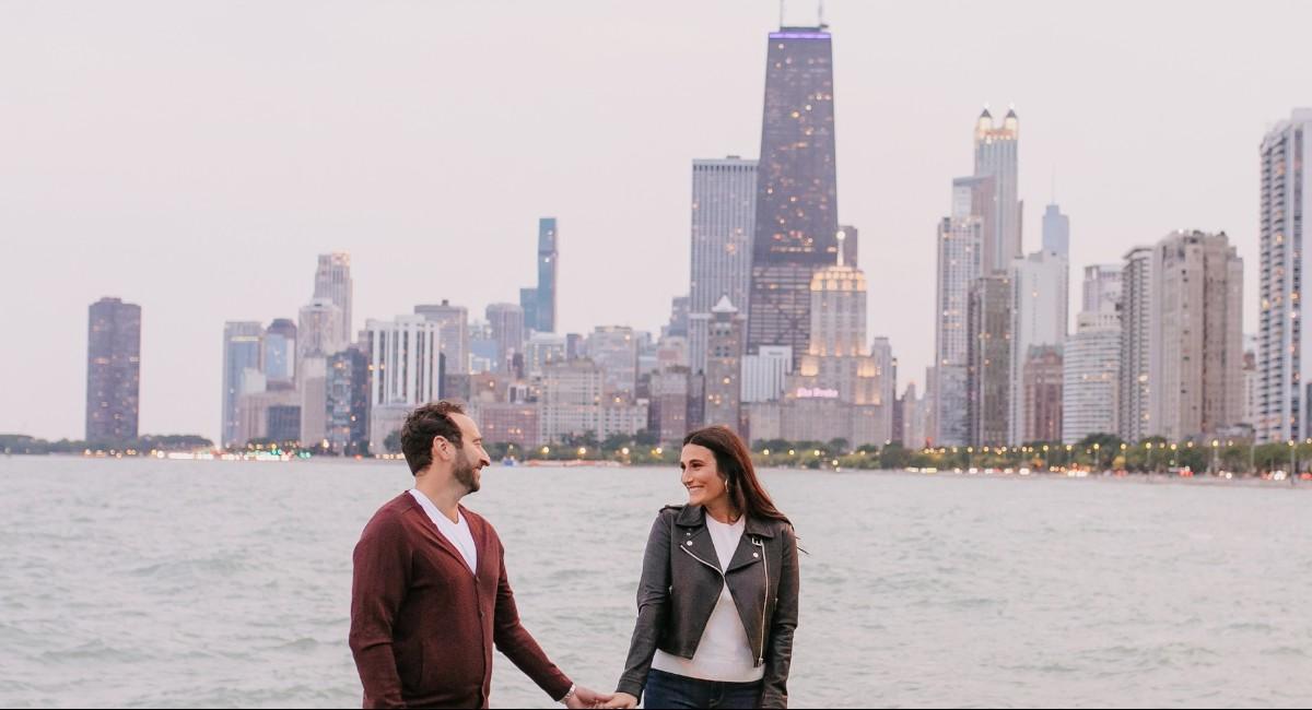 Nina and Jake