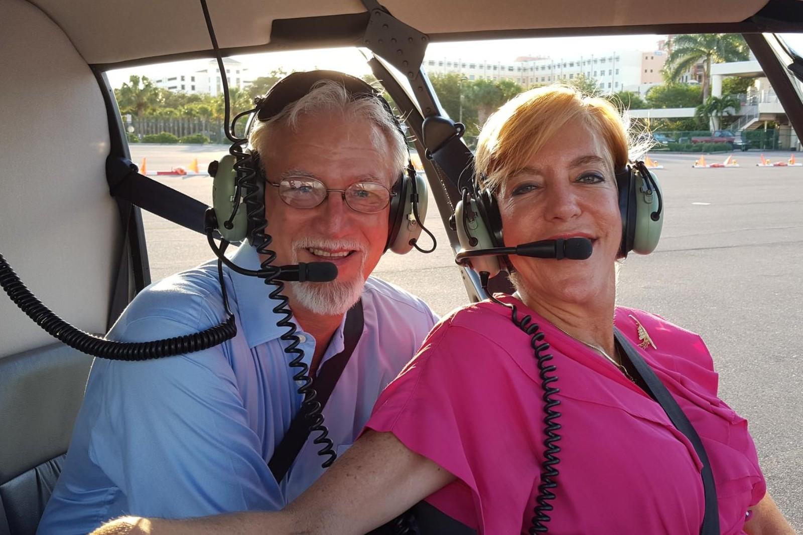 Karen and Ron