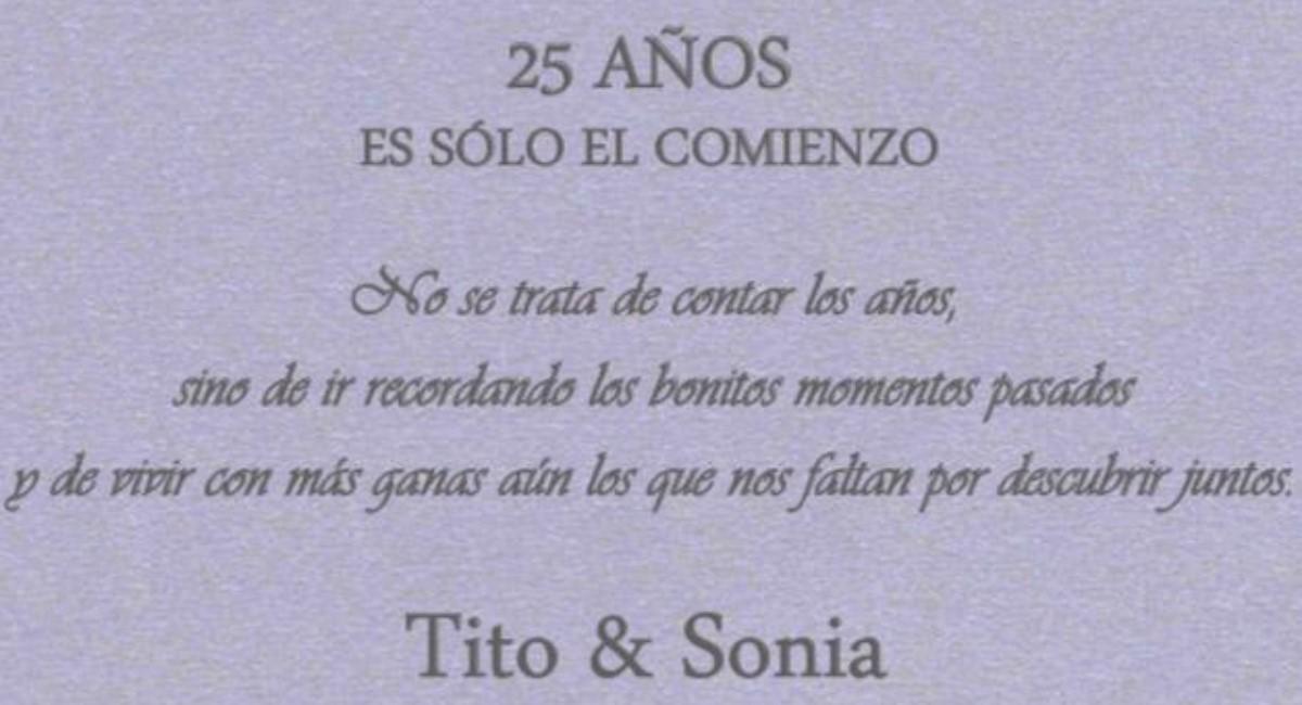 Tito and Sonia