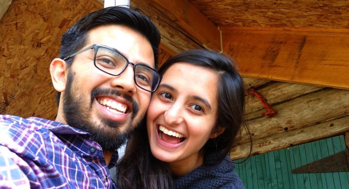 Krupa Jani and Emmanuel Martinez Alcaraz