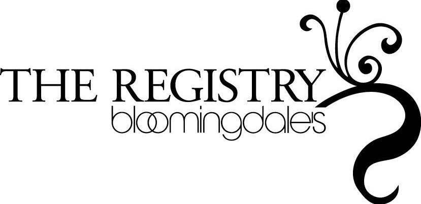 Bloomingdales Wedding Registry.Justine Gregory Andy Gregorio Minted