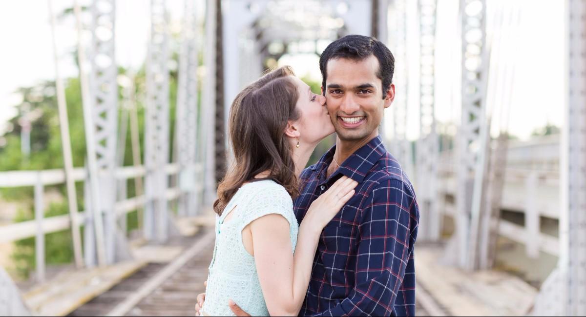 Alison Renée Jarvis and Antonio Rohit De Lima Fernandes
