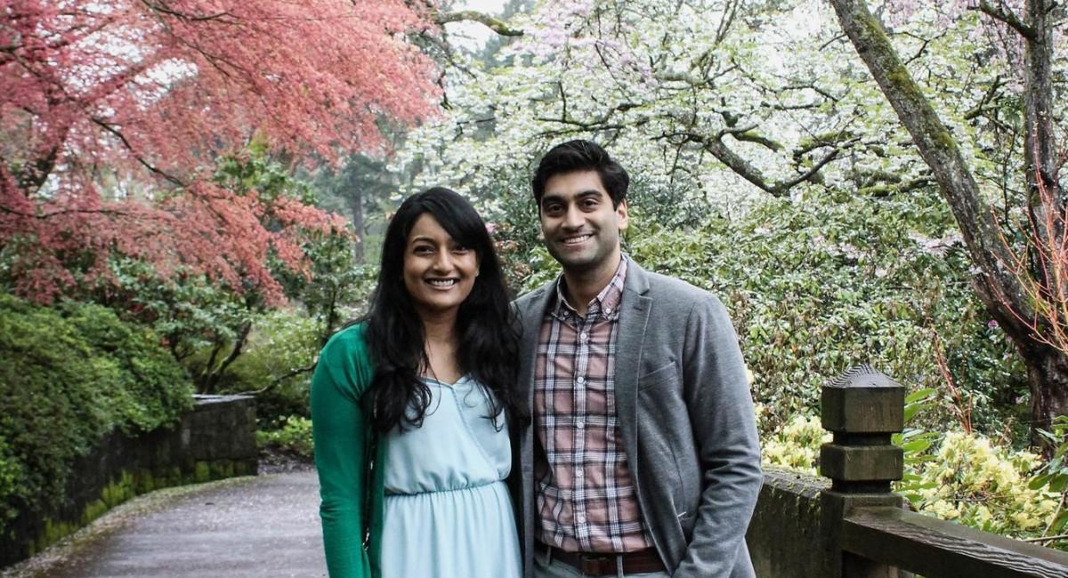 Sruthi and Prashanth
