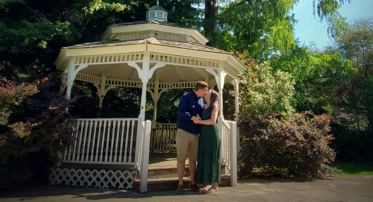 Kristen and Shawn