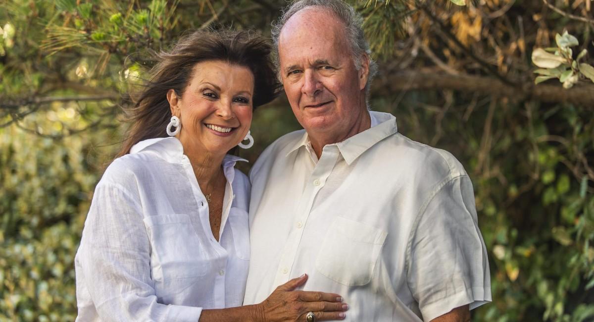 Debi Henderson and Bob Strack