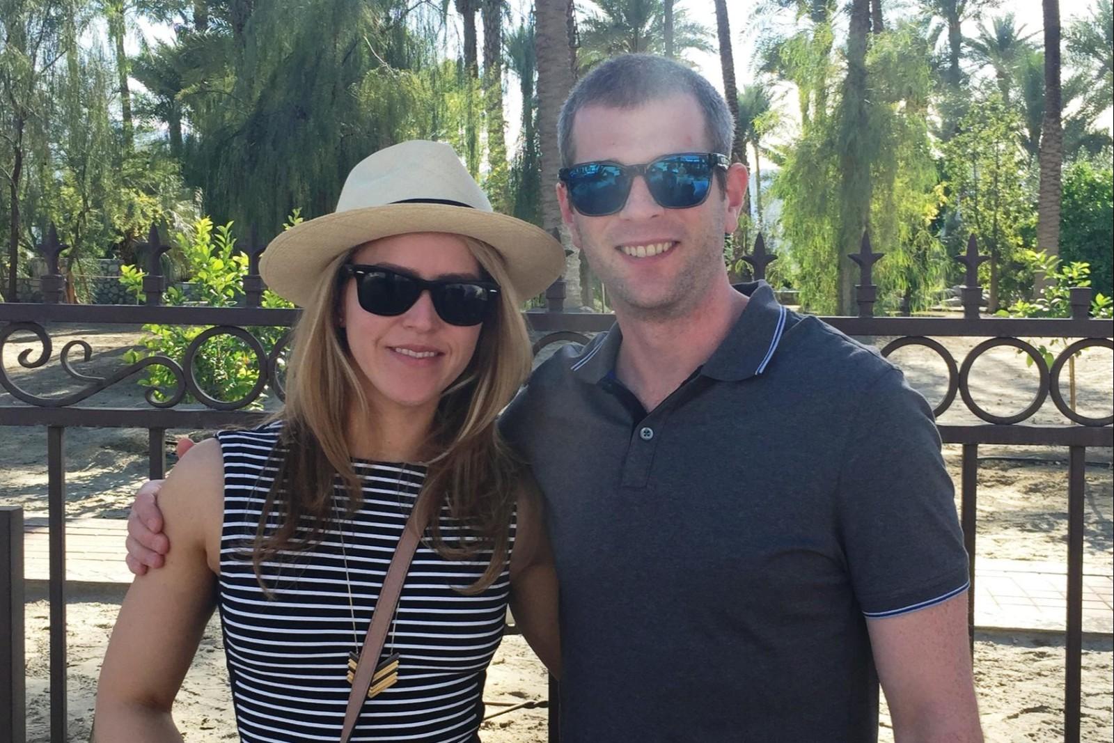 Brooke and Jason