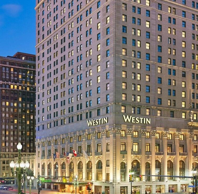 Westin Book Cadillac Closed: Amanda Smidt & Jefferey Dagbo