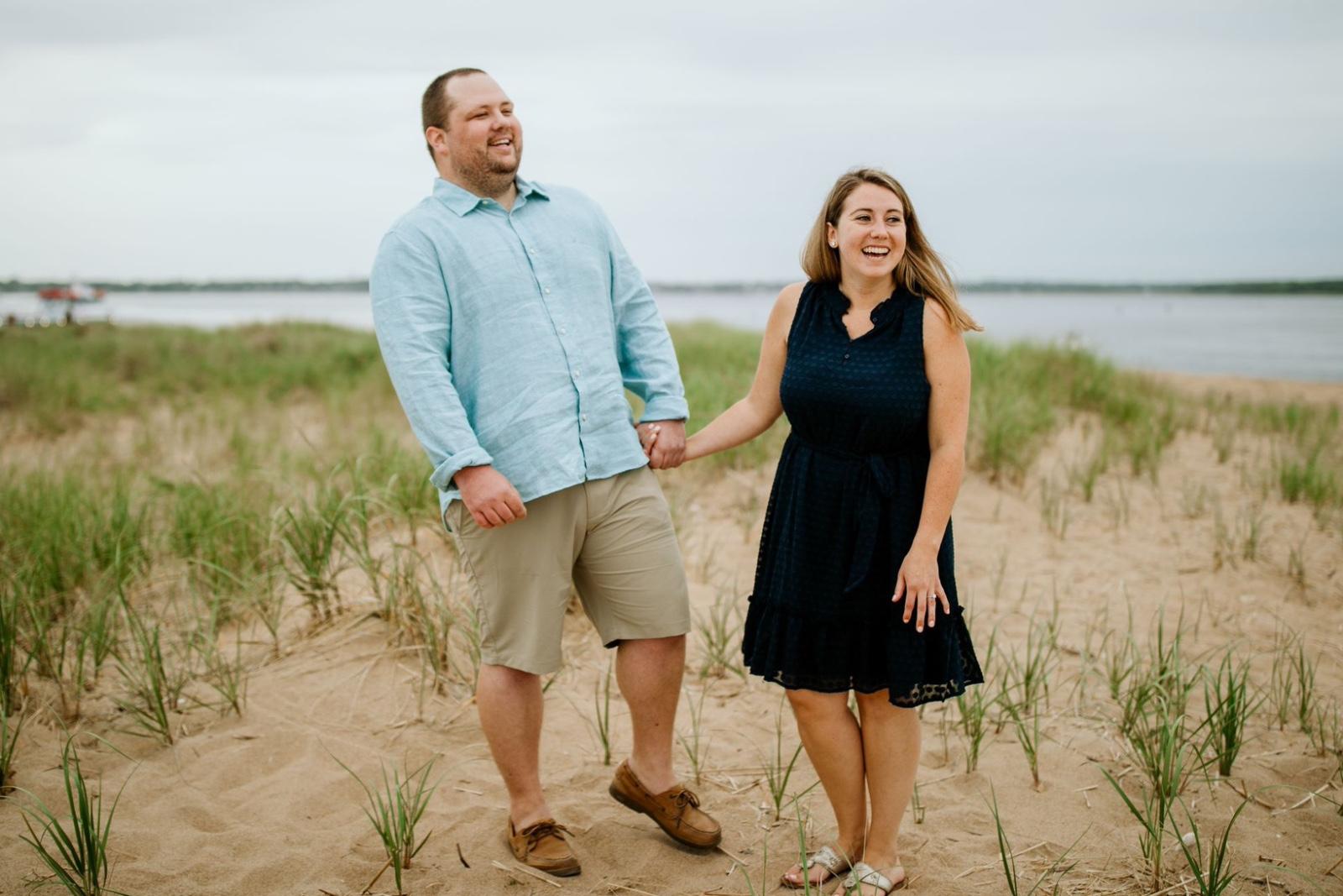 Matt and Kelly