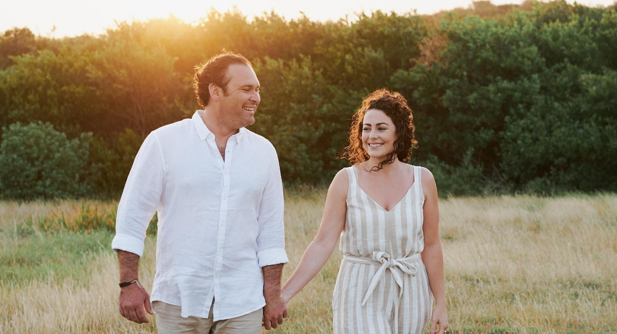Rhea and Robert