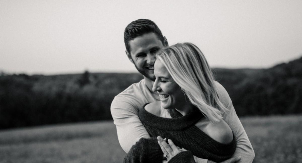 Craig Thomas and Marissa LEa