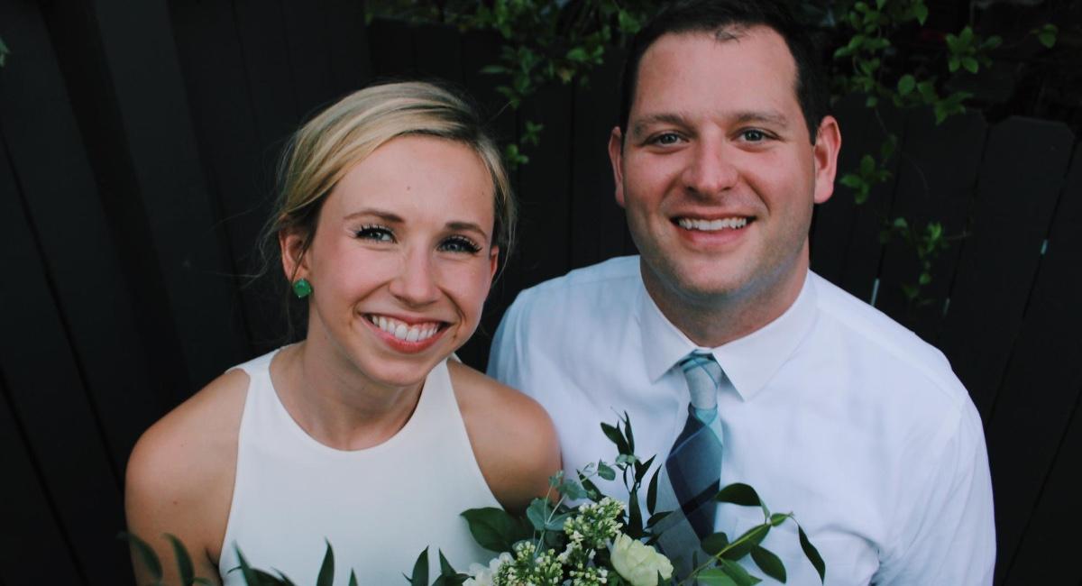 Caroline and Michael