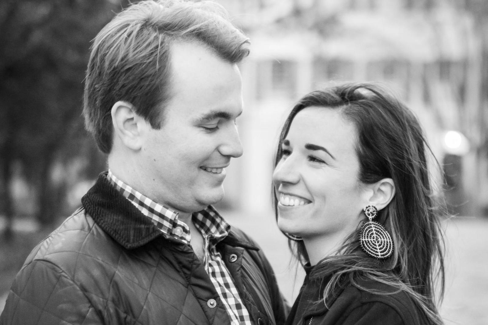 Amy Ethington and Jack Tranter