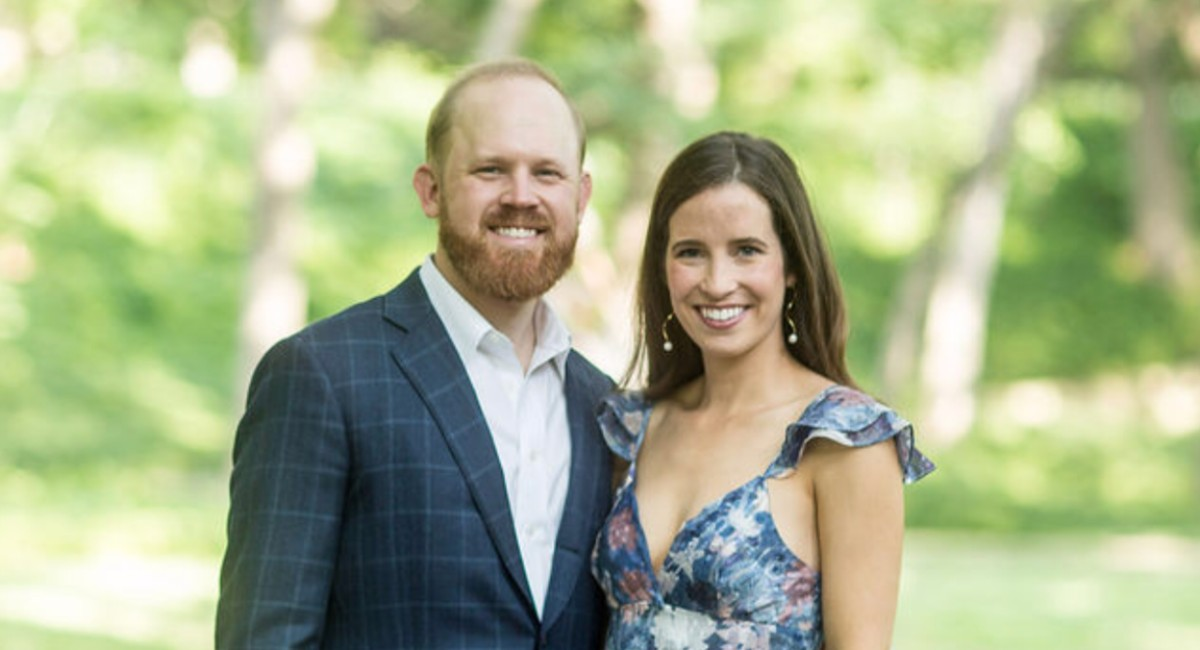 Grace and Dan