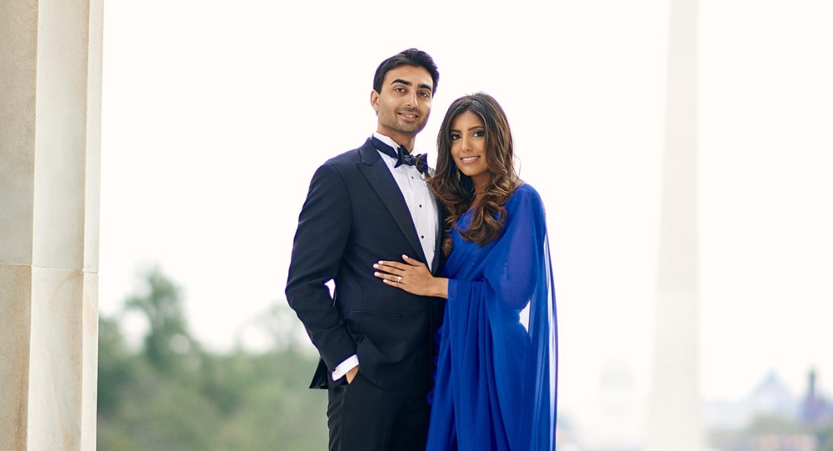 Monica Mehta and Rohit Patil