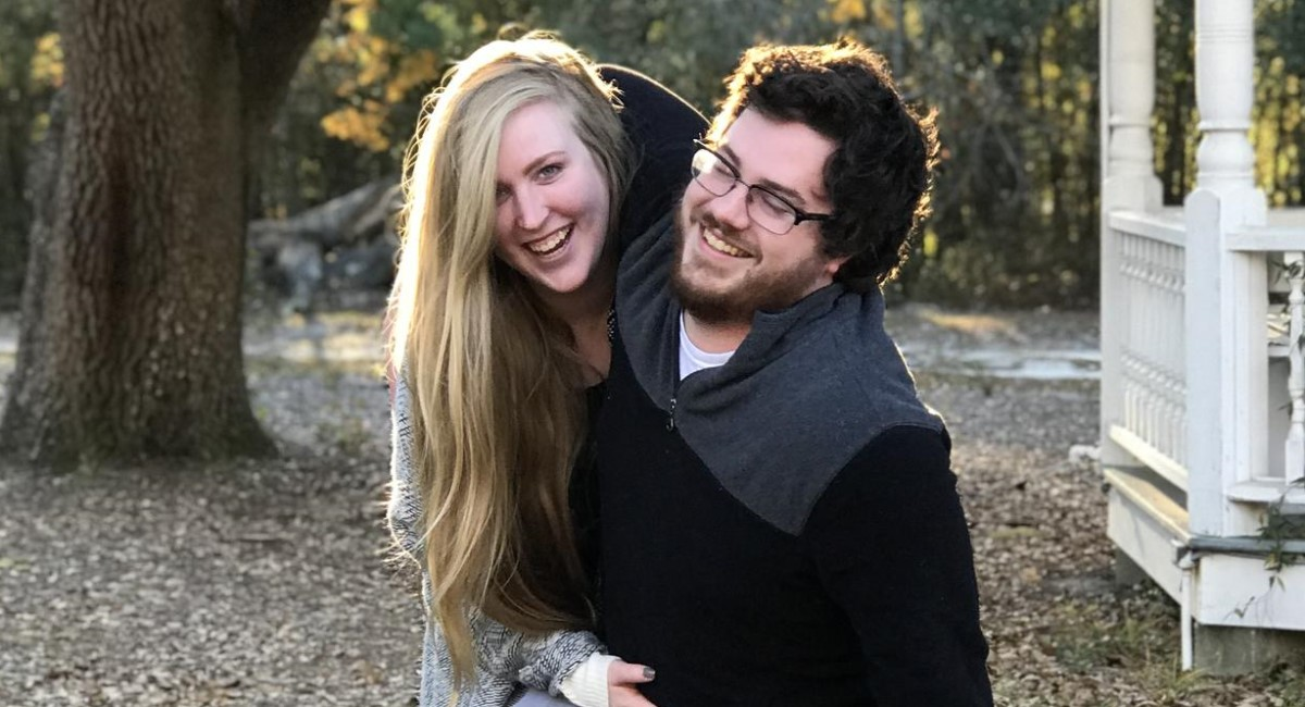 Megan MacMillan and Patrick Meredith