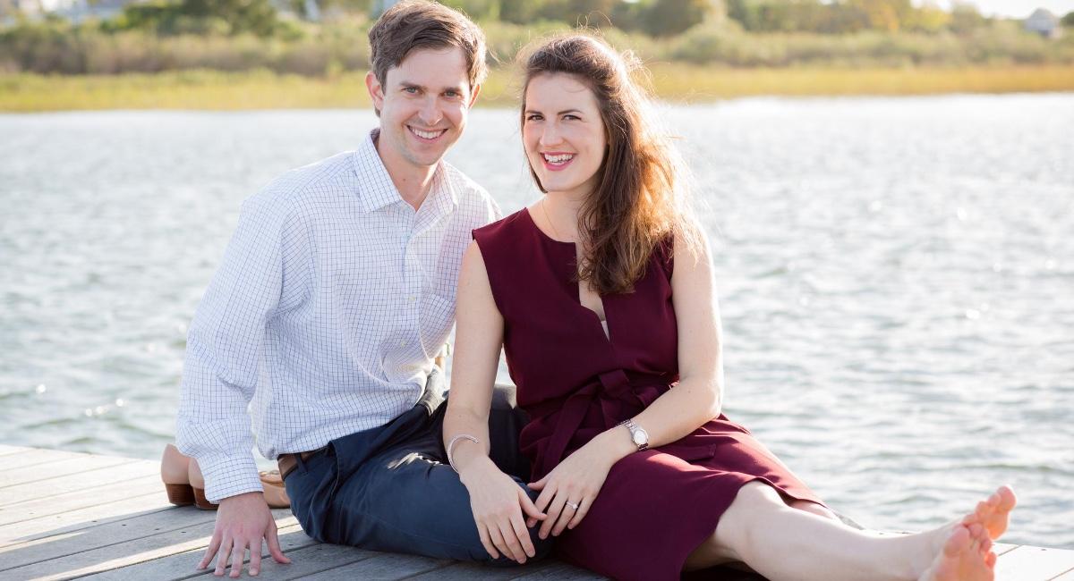 Alison Nemeth and David Steger