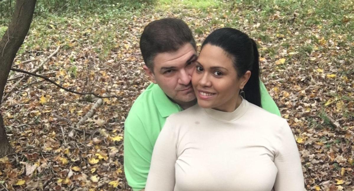 Gina and Richard