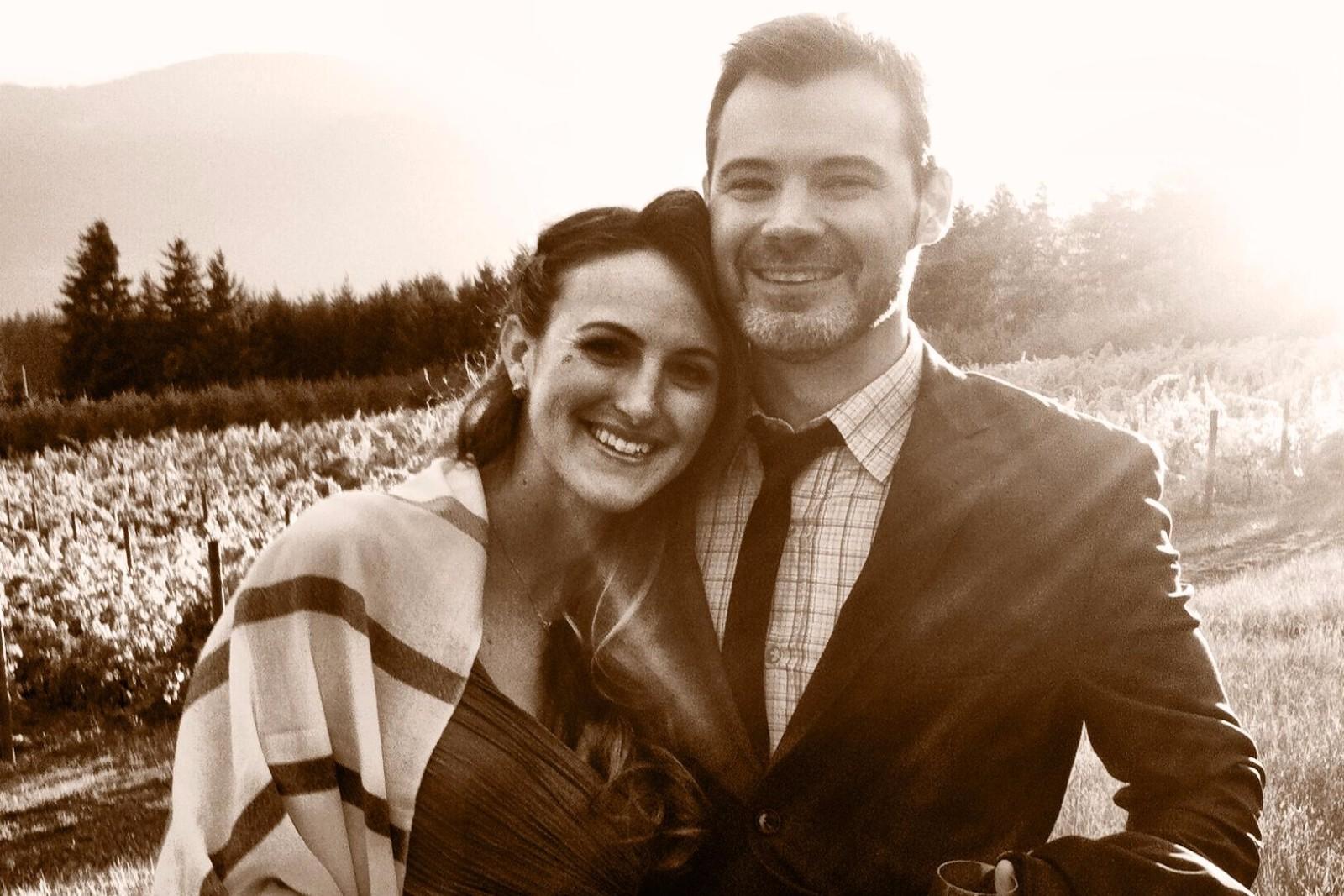 Alison and Chris