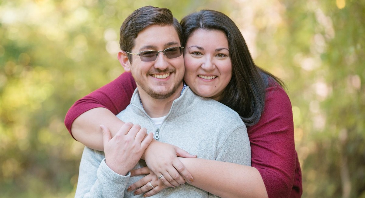 Leah Markowitz and Dustin Ackley