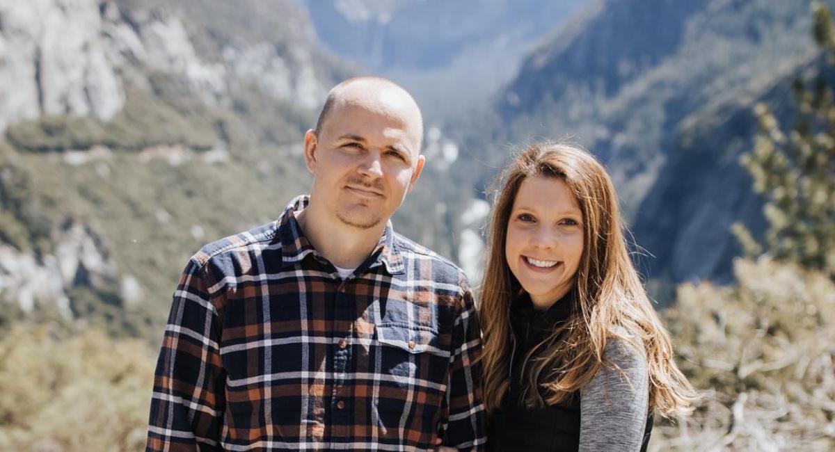 Katie Trapani and Matt Froncek
