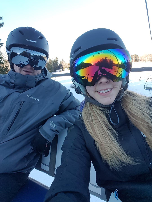 Rachel & Brenton — Minted