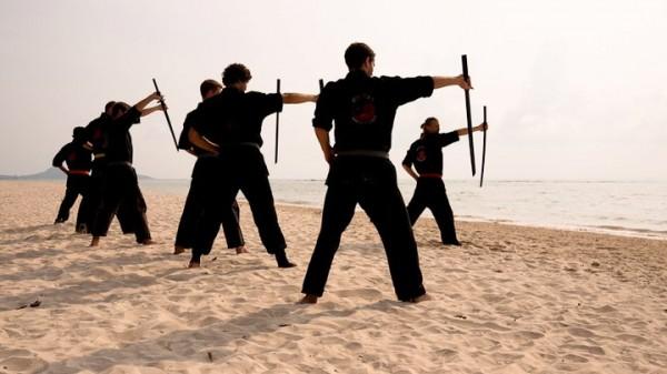 Ninjas-in-Training