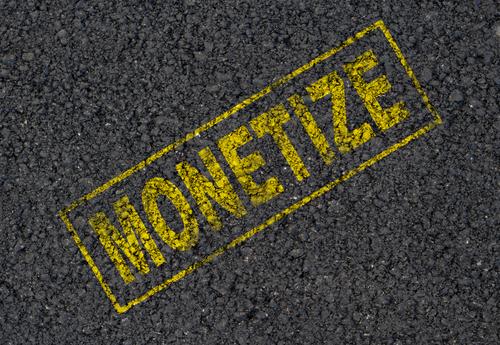 monetize já