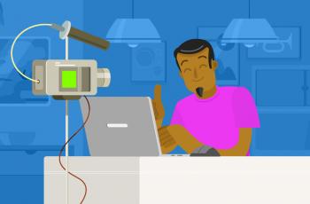 Como fazer videoaulas atraentes? [E vendê-las na internet!]