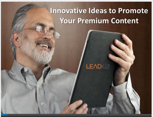 Ideias inovadoras para promover seu Conteúdo Premium