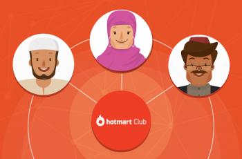 اعمل على زيادة الزيارات، معدّلات التّحويل والمبيعات باستخدام Hotmart Club !
