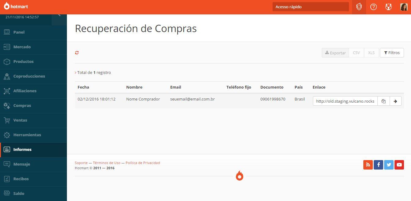 Recuperación de carrito: obtén informaciones de clientes potenciales que no han concretado la compra en la pantalla de Checkout
