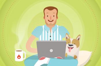 Comment travailler depuis chez vous et générer du revenu propre!