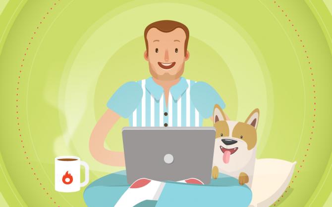 07f1da92e Trabalhar em casa  32 ideias simples para ser seu próprio chefe