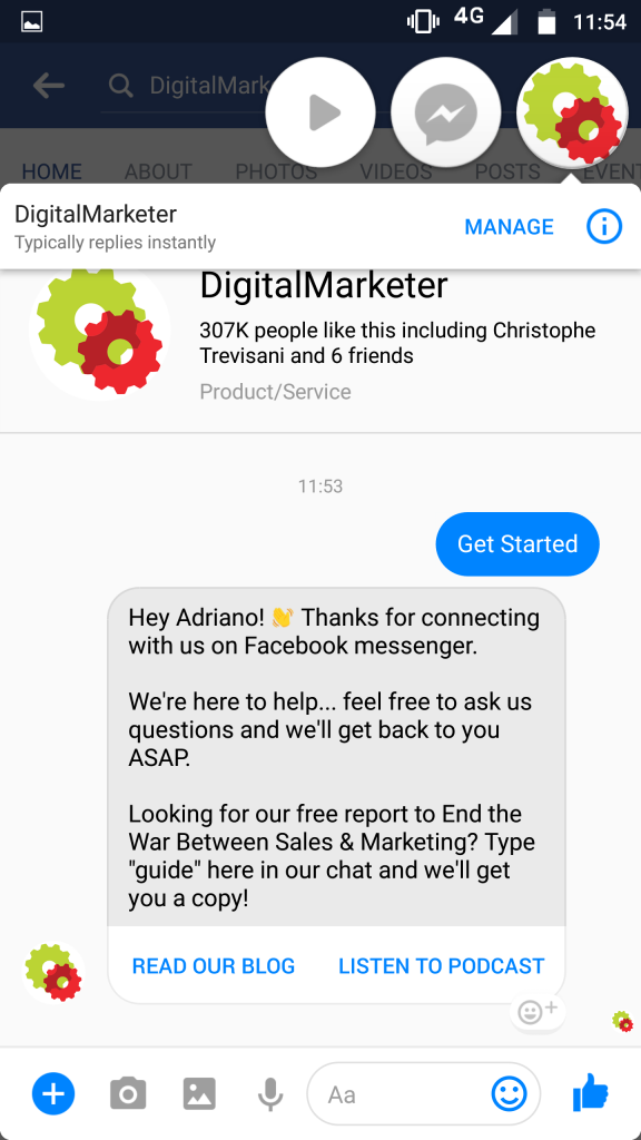 chatbots - example 2