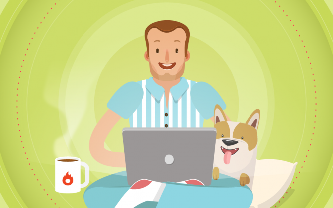 19 ideas how to make a living working from home