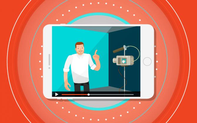 71286ae1fa754 Criar cursos online é uma das melhores formas de transmitir conteúdo rico e  educativo de maneira clara. As videoaulas permitem uma riqueza de detalhes  que ...