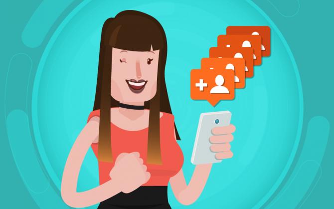 98a94f6a2 Com ganhar seguidores no Instagram  15 dicas simples de aplicar!
