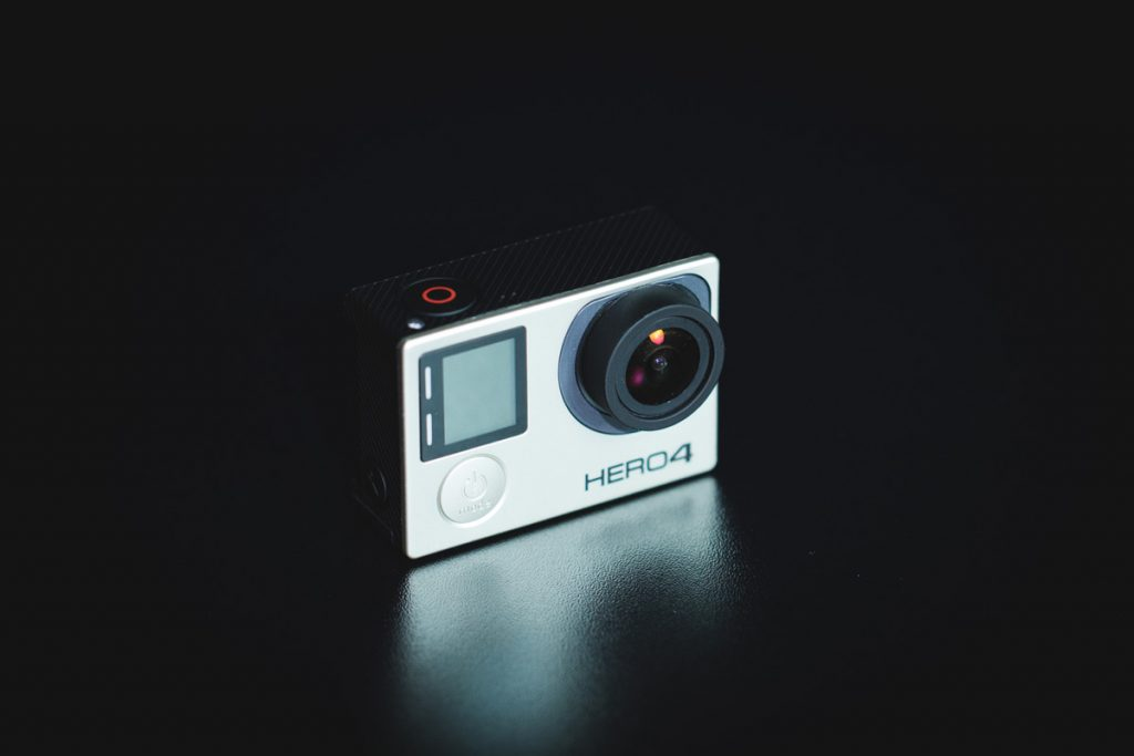 Action cam GoPro Hero 4