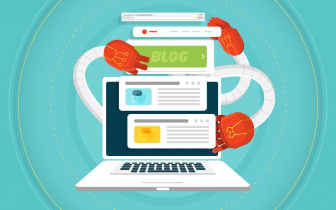 criar blog gratuito