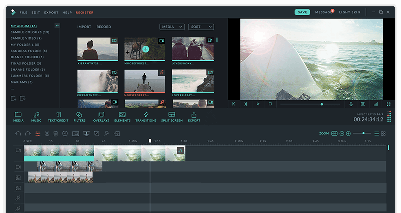 Video editing: The 9 best softwares to use in 2018!