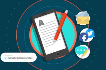معيارياً : كيف يتم إنتاج محتوى في المدونة، الشبكات الاجتماعية والبريد الإلكتروني ؟
