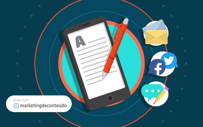 89a875668ba7f Aprenda como criar conteúdo para blog, redes sociais e e-mail