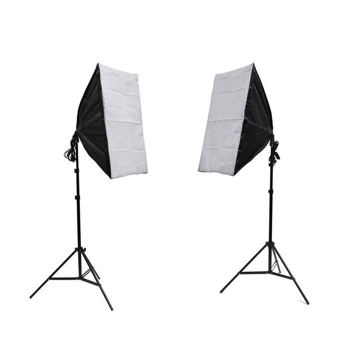Iluminación para vídeos - imagen de un softbox
